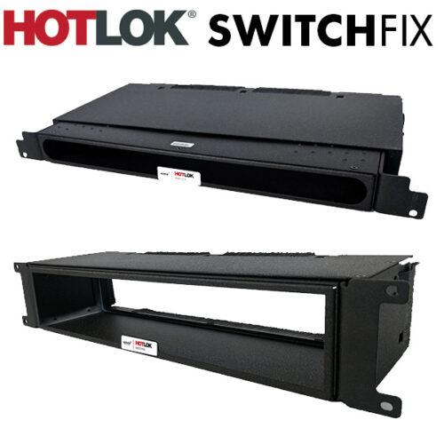 HotLok SwitchFix Passive Network Switch Cooling