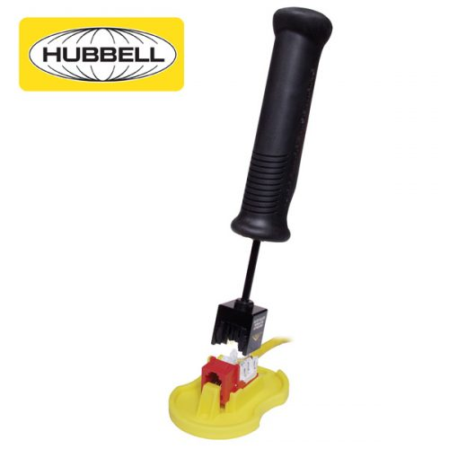 Hubbell 1-Punch Jack Termination Tool