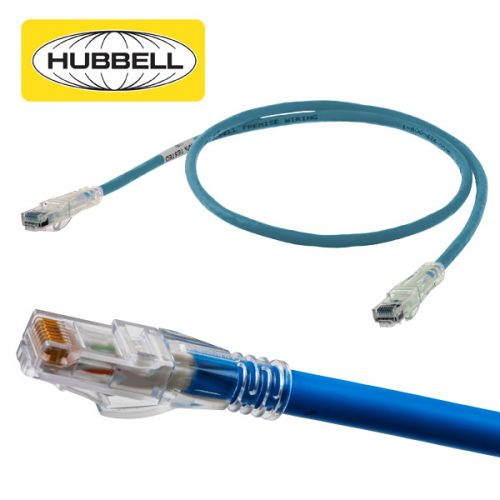 Hubbell Cat6 Patch Cord
