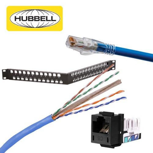Hubbell CAT6 Solutions