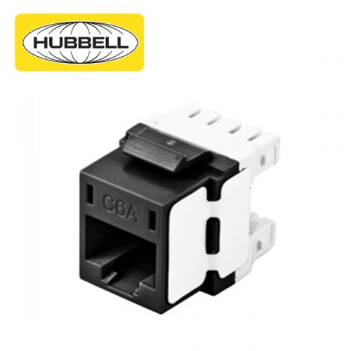 Hubbell Cat6A Jack