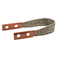 Hubbell Braided Grounding Strap HGBBD12