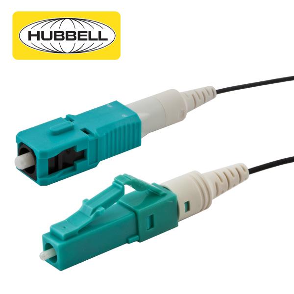 Hubbell PROclick LC & SC Fibre Connectors