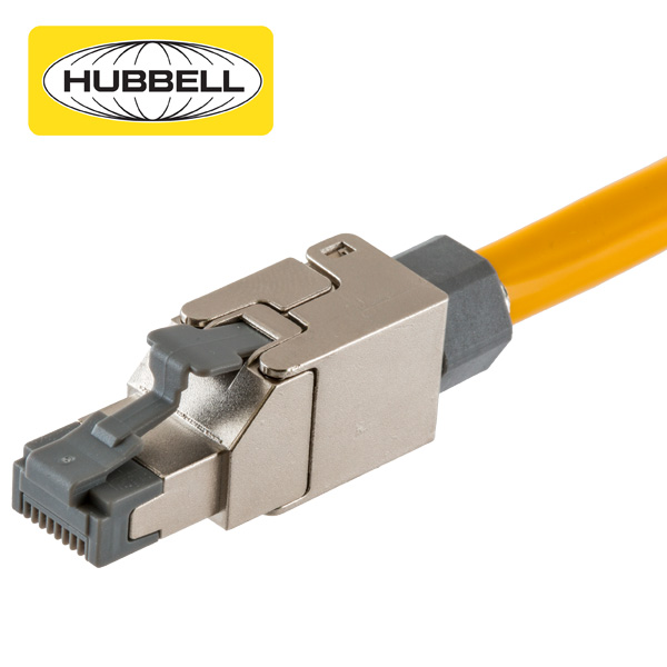 Hubbell SP6 and SP6A Field Termination Plug