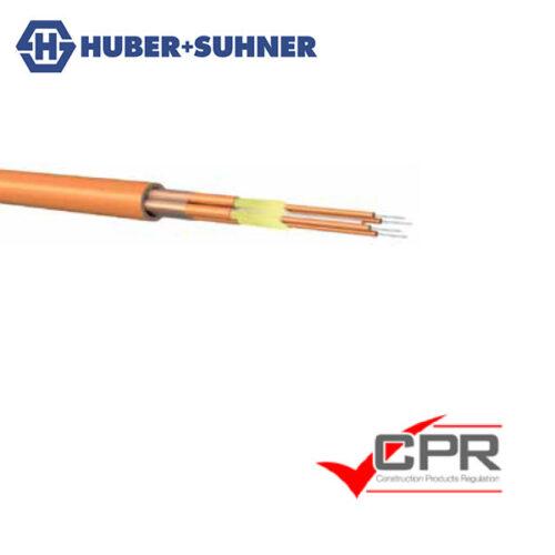 HUBER+SUHNER 2mm Breakout Cable Single Mode or Multi Mode OM3 OM4