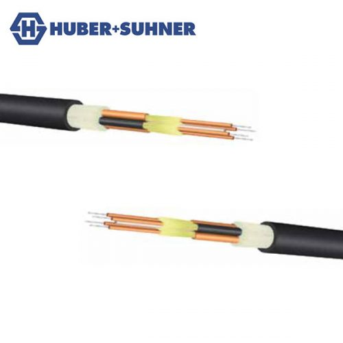 HUBER+SUHNER Industrial Link Fibre Cable