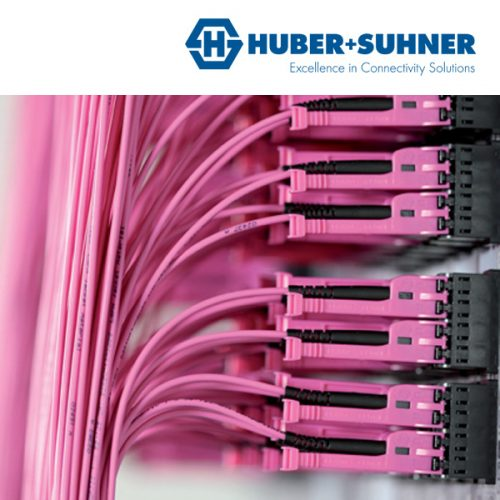HUBER+SUHNER Fibre Optic Solutions