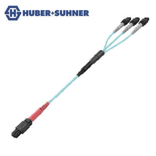 HUBER+SUHNER Optipack MTP-MTP Conversion Harness