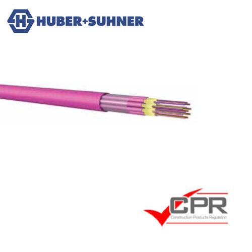 HUBER+SUHNER Optipack 24 MTP Breakout Fibre Cable