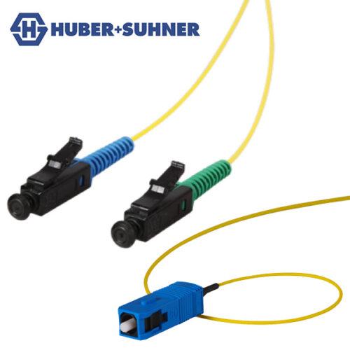 HUBER+SUHNER Single Mode Pigtails