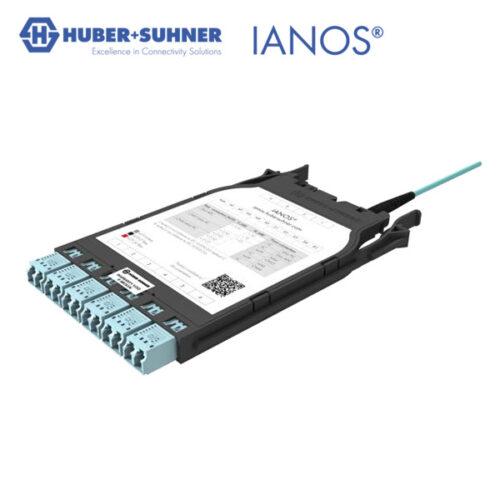HUBER+SUHNER IANOS Pre-Terminated Fibre Module
