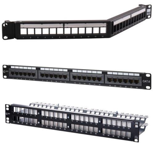 Patch Panels - Keystone Module Frames