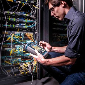 Network Cable Testers for Copper and Fibre Networks