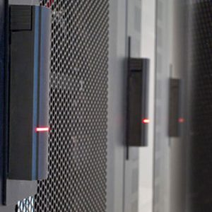 Data Centre Rack Security