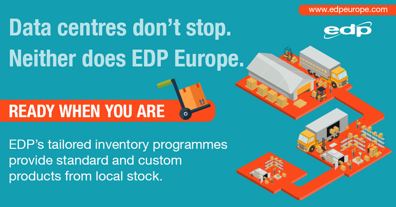 Ready When You Are With EDP Europe's Supply Chain Services