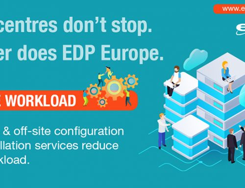Reduce Workload Using EDP's Configuration & Installation Services