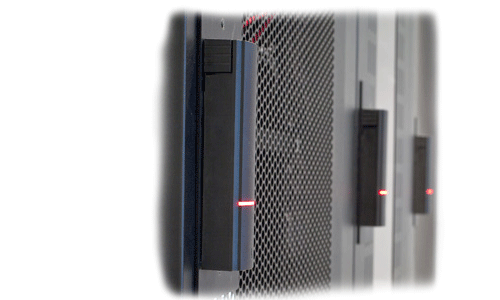 Rack Security part of the Data Centre Solutions provided by EDP Europe