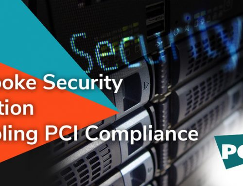 Enabling PCI Compliance Through A Bespoke Security Solution