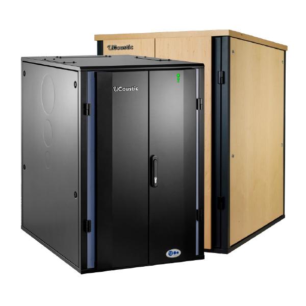 Ucoustic Edge 9210i Soundproof Server Cabinet Edp Europe