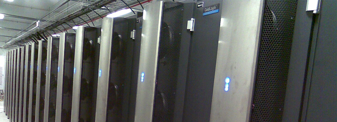 Water Cooling Solutions for Data Centres