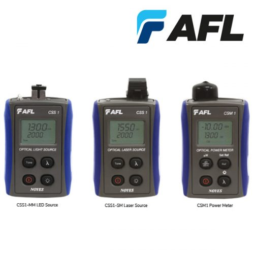 AFL Contractor Series - Light Sources & Power Meters