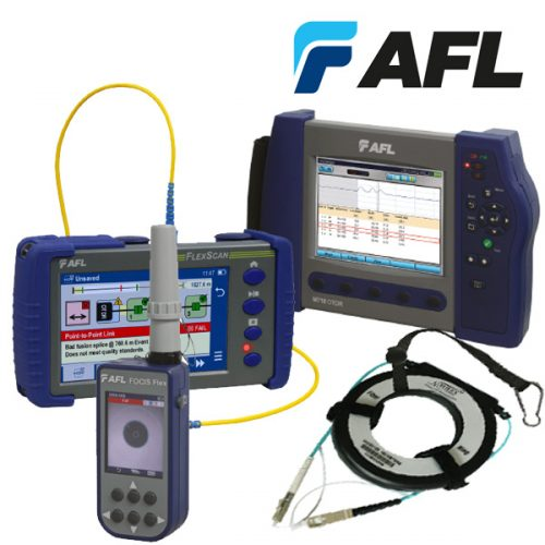 AFL Fibre Testing and Inspection Equipment