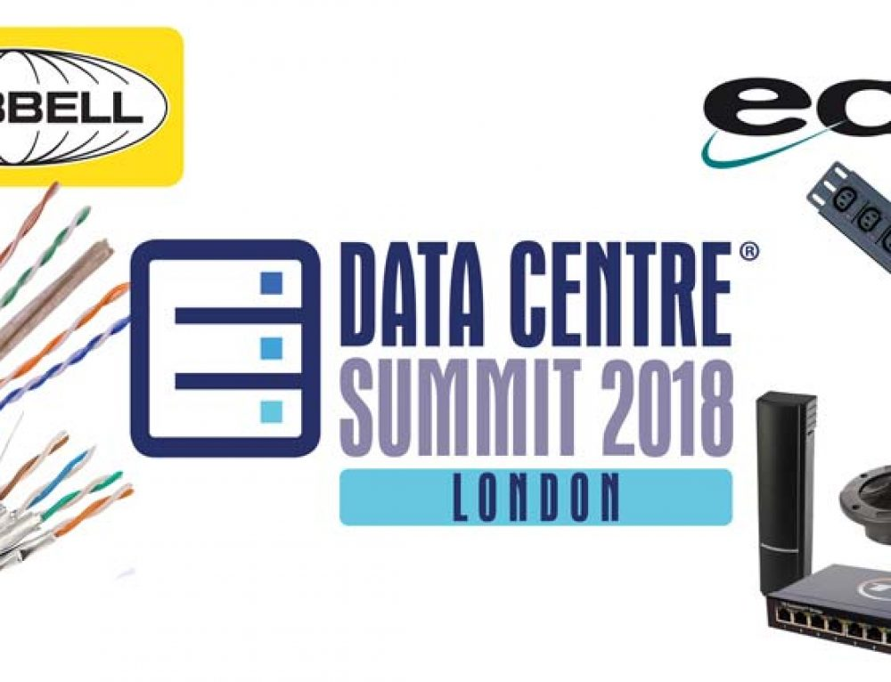 See EDP & Hubbell at Data Centre Summit 2018