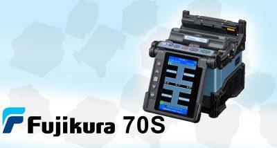 Fujikura 70S Fusion Splicer Leads The Way In Fusion Splicing