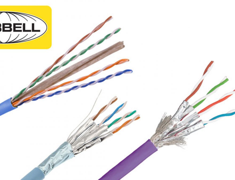 Hubbell Setting The Benchmark For CPR Network Cabling