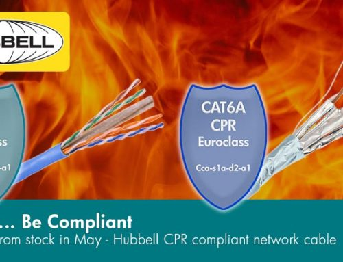 CPR Compliance and How It Affects Network Cabling