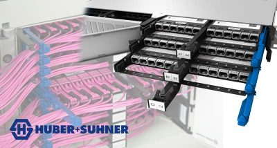 HUBER+SUHNER IONAS Launched