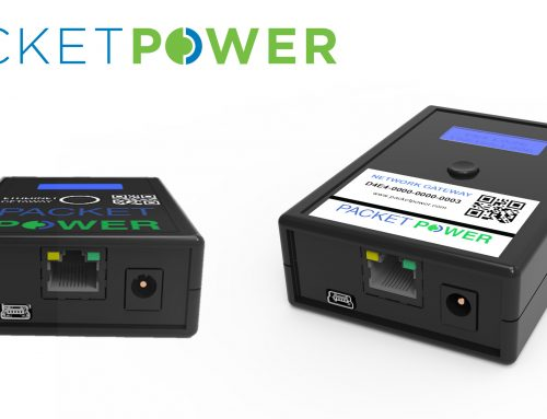 Packet Power launch new Ethernet Gateway and Hubs