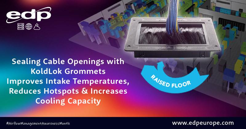 Raised Floor Airflow Management