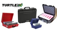 Turtle Case Media Tape Transportation Cases