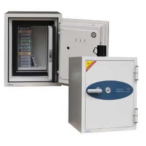 DataCare 2002 Fireproof Media Safe