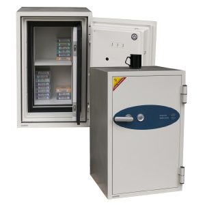DataCare 2025 Fireproof Media Safe