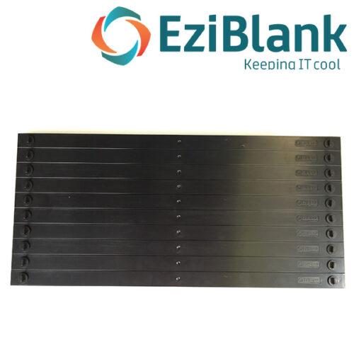 EziBlank 21in Blanking Panels for ETSI racks