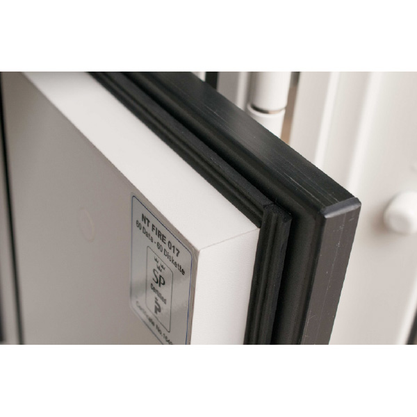Fireproof Media Safes have Waterproof Door Seals