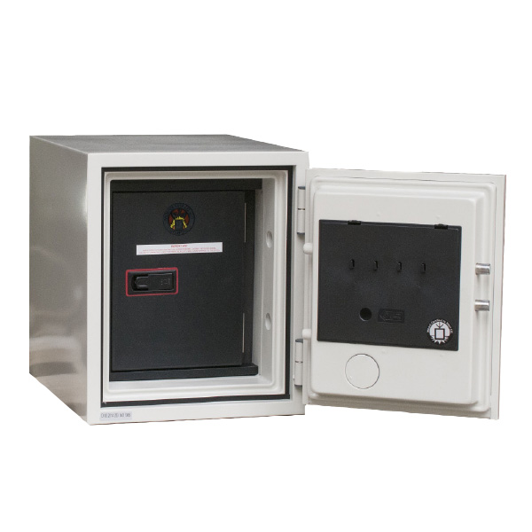 Fireproof Media Safes have Double Doors