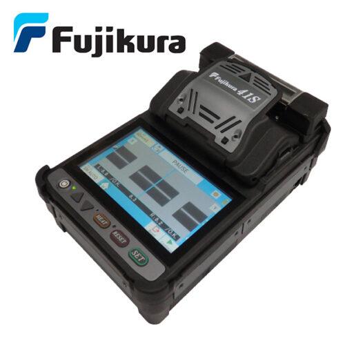 Fujikura 41S Active V-Groove Fusion Splicer