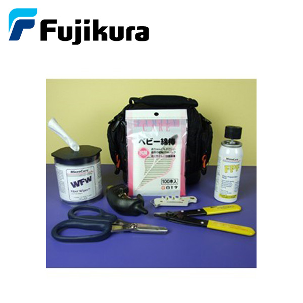 Fujikura Fibre Cleaning Kit