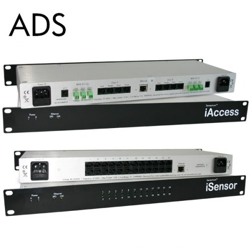ADS Cabinet Security & Environmental Monitoring Systems