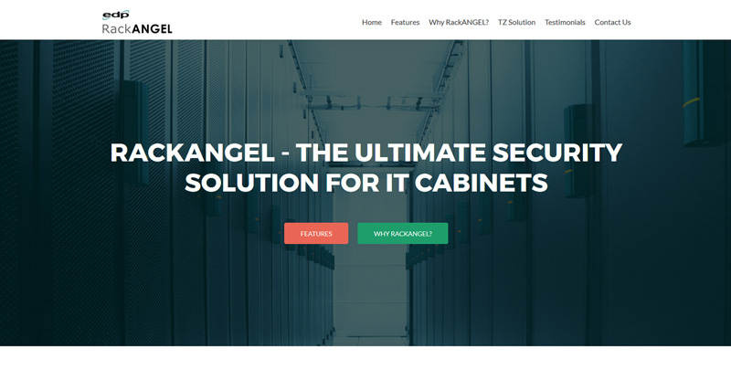 RackANGEL Website