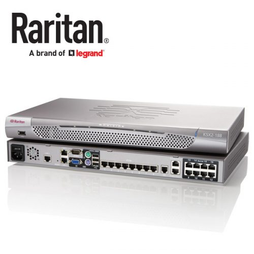 Raritan Dominion KSX2 KVM and Serial Switch