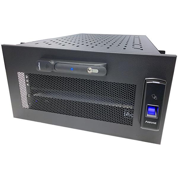 6U Secure Box